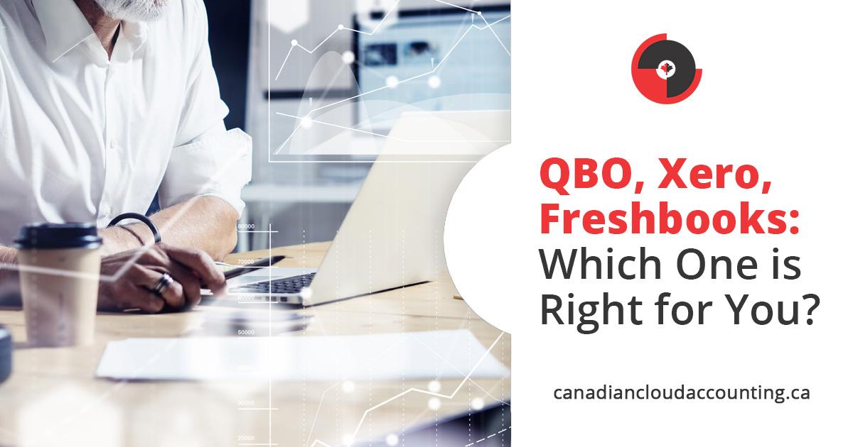 QuickBooks, Xero, Freshbooks: Which Online Accounting
